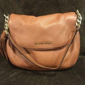 Medium Michael Kors Leather Handbag